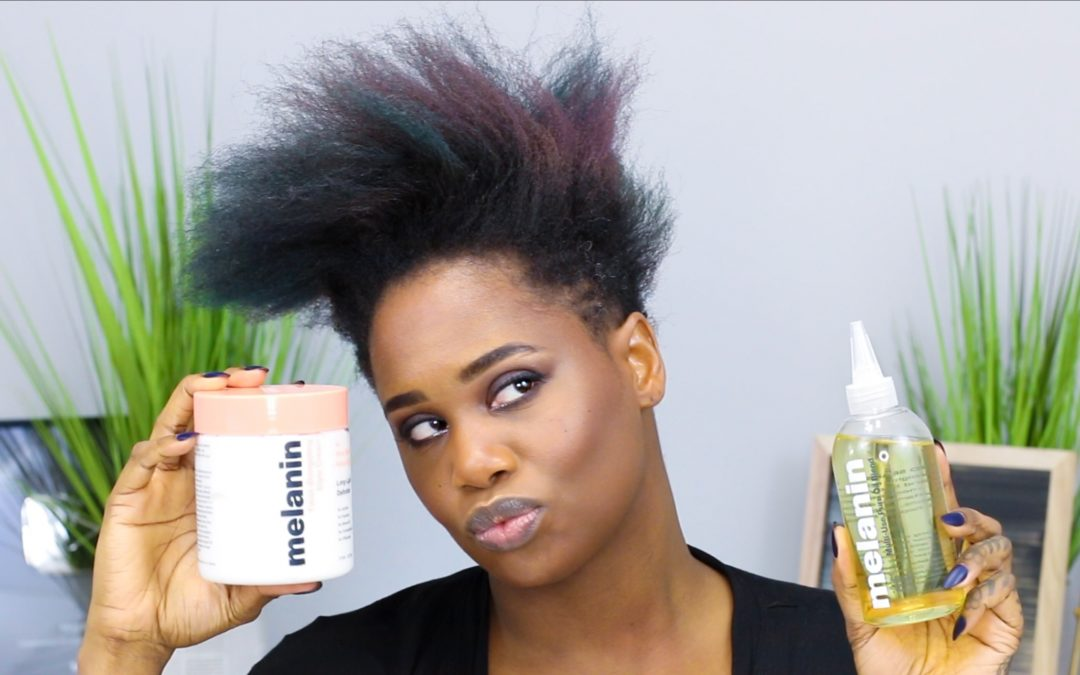 Whats New in Curly Hair Care? Melanin Hair Care!